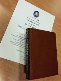 Franc Anton pl. Steinberg - Temeljito poročilo o na Notranjskem ležečem Cerkniškem jezeru